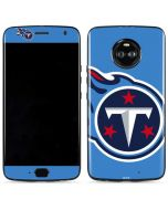 Tennessee Titans Large Logo Moto X4 Skin