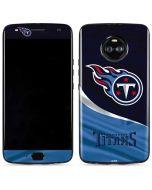 Tennessee Titans Moto X4 Skin