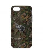 Tennessee Titans Realtree Xtra Green Camo iPhone 8 Pro Case