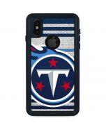Tennessee Titans Trailblazer iPhone X Waterproof Case