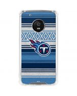 Tennessee Titans Trailblazer Moto G5 Plus Clear Case