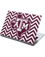Texas A&M Chevron Yoga 910 2-in-1 14in Touch-Screen Skin