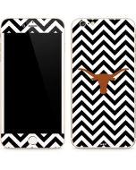 Texas Longhorns Chevron Black iPhone 6/6s Plus Skin