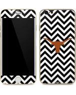 Texas Longhorns Chevron Black iPhone 6/6s Skin