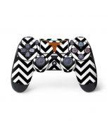 Texas Longhorns Chevron Black PS4 Pro/Slim Controller Skin