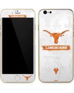 Texas Longhorns Distressed iPhone 6/6s Skin