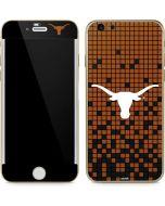 Texas Longhorns Orange Checkered iPhone 6/6s Skin