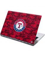 Texas Rangers Digi Camo Yoga 910 2-in-1 14in Touch-Screen Skin