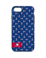 Texas Rangers Full Count iPhone 8 Pro Case