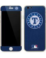 Texas Rangers Monotone iPhone 6/6s Skin