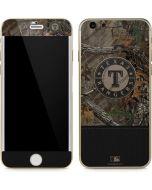 Texas Rangers Realtree Xtra Camo iPhone 6/6s Skin