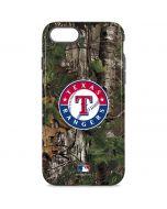 Texas Rangers Realtree Xtra Green Camo iPhone 8 Pro Case
