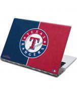 Texas Rangers Split Yoga 910 2-in-1 14in Touch-Screen Skin
