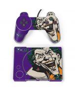 The Classic Joker PlayStation Classic Bundle Skin