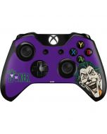 The Classic Joker Xbox One Controller Skin