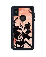 The Defenders Daredevil iPhone X Waterproof Case