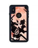 The Defenders Daredevil iPhone XS Waterproof Case