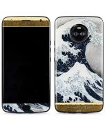 The Great Wave off Kanagawa Moto X4 Skin