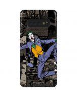 The Joker Mixed Media Galaxy S10 Plus Pro Case