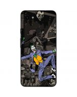 The Joker Mixed Media Google Pixel 3a Skin