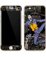 The Joker Mixed Media iPhone 6/6s Skin