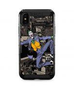 The Joker Mixed Media iPhone XS Max Cargo Case