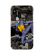 The Joker Mixed Media iPhone XS Max Lite Case