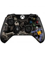 The Joker Mixed Media Xbox One Controller Skin