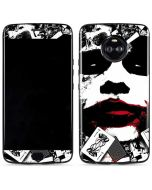 The Joker Moto X4 Skin