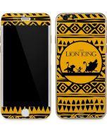 The Lion King Tribal Print iPhone 6/6s Skin