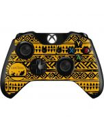 The Lion King Tribal Print Xbox One Controller Skin
