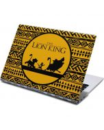 The Lion King Tribal Print Yoga 910 2-in-1 14in Touch-Screen Skin