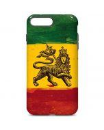 The Lion of Judah Rasta Flag iPhone 7 Plus Pro Case