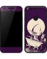 The Nightmare Before Christmas Google Pixel Skin