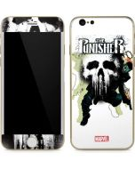 The Punisher Colors iPhone 6/6s Skin