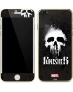 The Punisher White Skull iPhone 6/6s Skin