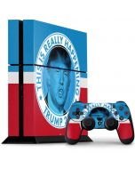 This Is Really Happening Trump 2016 PS4 Console and Controller Bundle Skin