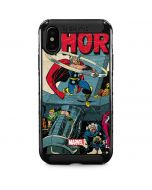Thor And The Asgardians iPhone XS Max Cargo Case