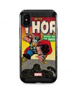 Thor Meets The Immortals iPhone XS Max Cargo Case