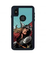 Thor Punch iPhone X Waterproof Case
