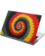 Tie Dye - Rasta Spiral Yoga 910 2-in-1 14in Touch-Screen Skin
