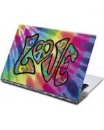 Tie Dye Peace & Love Yoga 910 2-in-1 14in Touch-Screen Skin