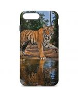 Tiger Cubs Playing at a Waterhole iPhone 7 Plus Pro Case