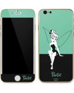 Tinker Bell Color Block iPhone 6/6s Skin
