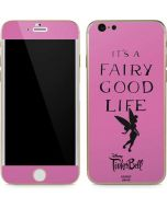 Tinker Bell Fairy Good Life iPhone 6/6s Skin