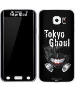 Tokyo Ghoul Galaxy S6 Edge Skin