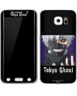 Tokyo Ghoul Ken Kaneki Galaxy S6 Edge Skin