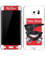 Tokyo Ghoul Mask Galaxy S6 Edge Skin
