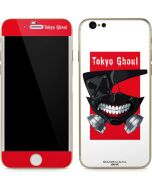 Tokyo Ghoul Mask iPhone 6/6s Skin