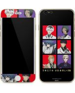 Tokyo Ghoul re Group iPhone 6/6s Skin